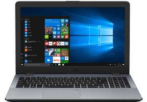 "ASUS R542UF Notebook - 15,6"" FHD matt, Intel® Core™ i5-8250U, 8GB RAM, 1TB HDD, GeForce MX130, Windows 10 für 555€ (Saturn)"