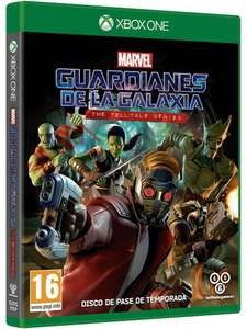 Guardians of the Galaxy: The Telltale Series (PS4/Xbox One) für 13,63€ (Amazon.es)