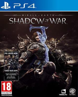 Mittelerde: Schatten des Krieges (PS4) für 21,77€ (Shopto/Base.com)