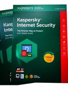 Kaspersky internet Security 2018 1 Jahr + 1 PC
