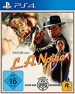 L.A. Noire (PS4 & Xbox One) (Amazon Prime)