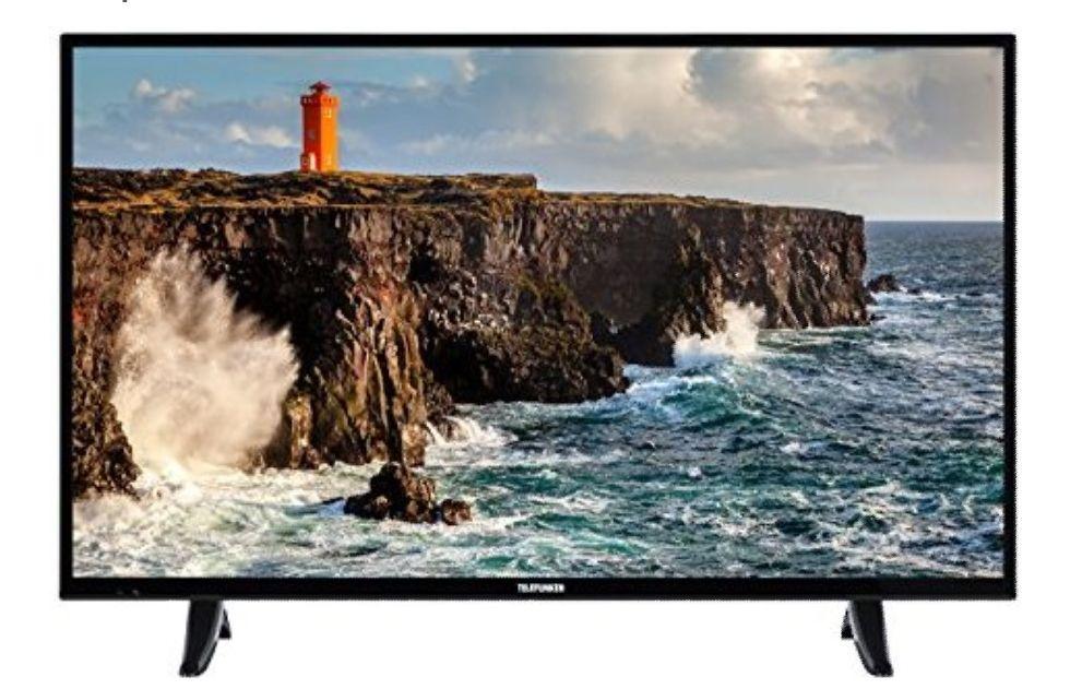 [Amazon] Telefunken XF39D101 99 cm (39 Zoll) Fernseher (Full HD, Triple Tuner)