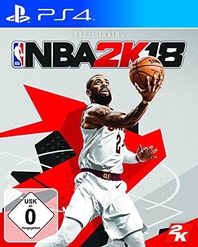 NBA 2K18 (PS4) WWE 2K18 (PS4) je für 15€ (Amazon Prime)
