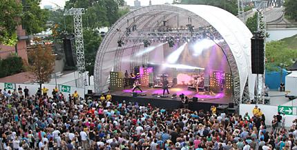 [Lokal Ludwigshafen] Stadtfest vom 22.-24.6.2018 mit Liveauftritten von Tim Bendzko, Felix Jaehn, Namika u.a.