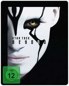 Star Trek - Beyond Limited Steelbook Edition (3D Blu-ray + 2D) für 10,97€ (eBay Media-Dealer)
