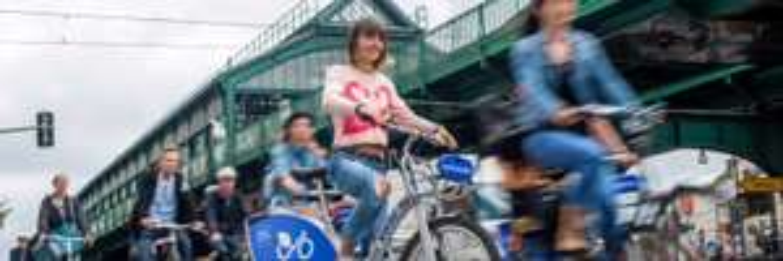 2 Stunden gratis NextBike am World Bicycle Day