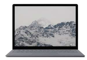 [meletronics CH]  Microsoft Surface Laptop i5 128GB 4GB [698,32 €]