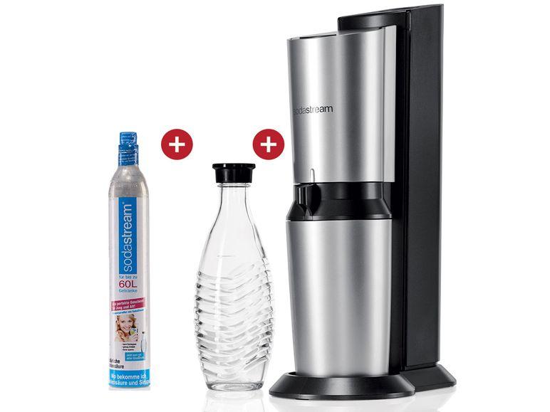 [Lokal Bundesweit Marktkauf] Sodastream Crystal 2.0 Sprudlergerät mit Zubehörpaket