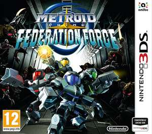 Metroid Prime: Federation Force (3DS) für 11,66€ (Amazon IT)