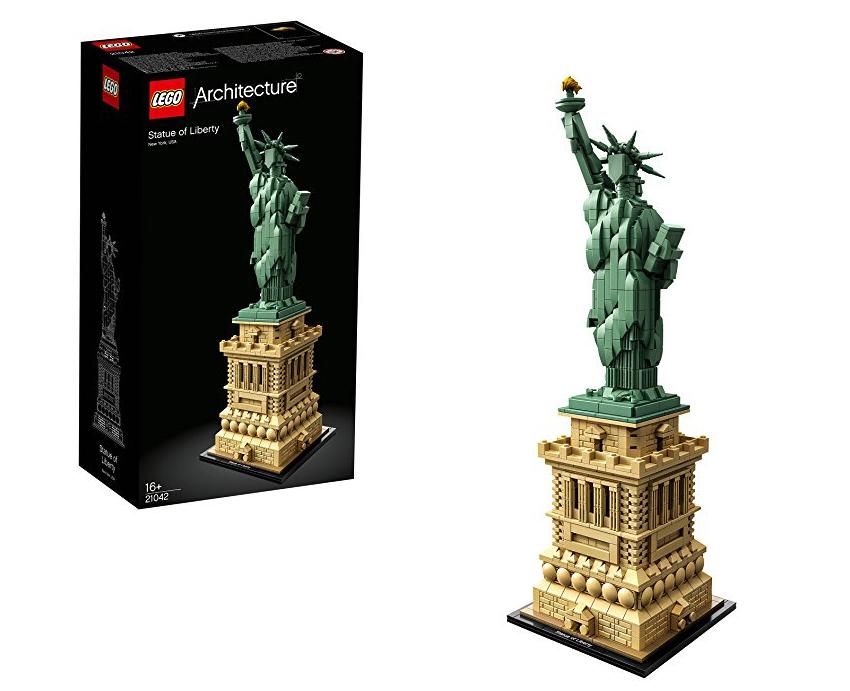 Lego Architecture 21042 Freiheitsstatue inkl. Versand