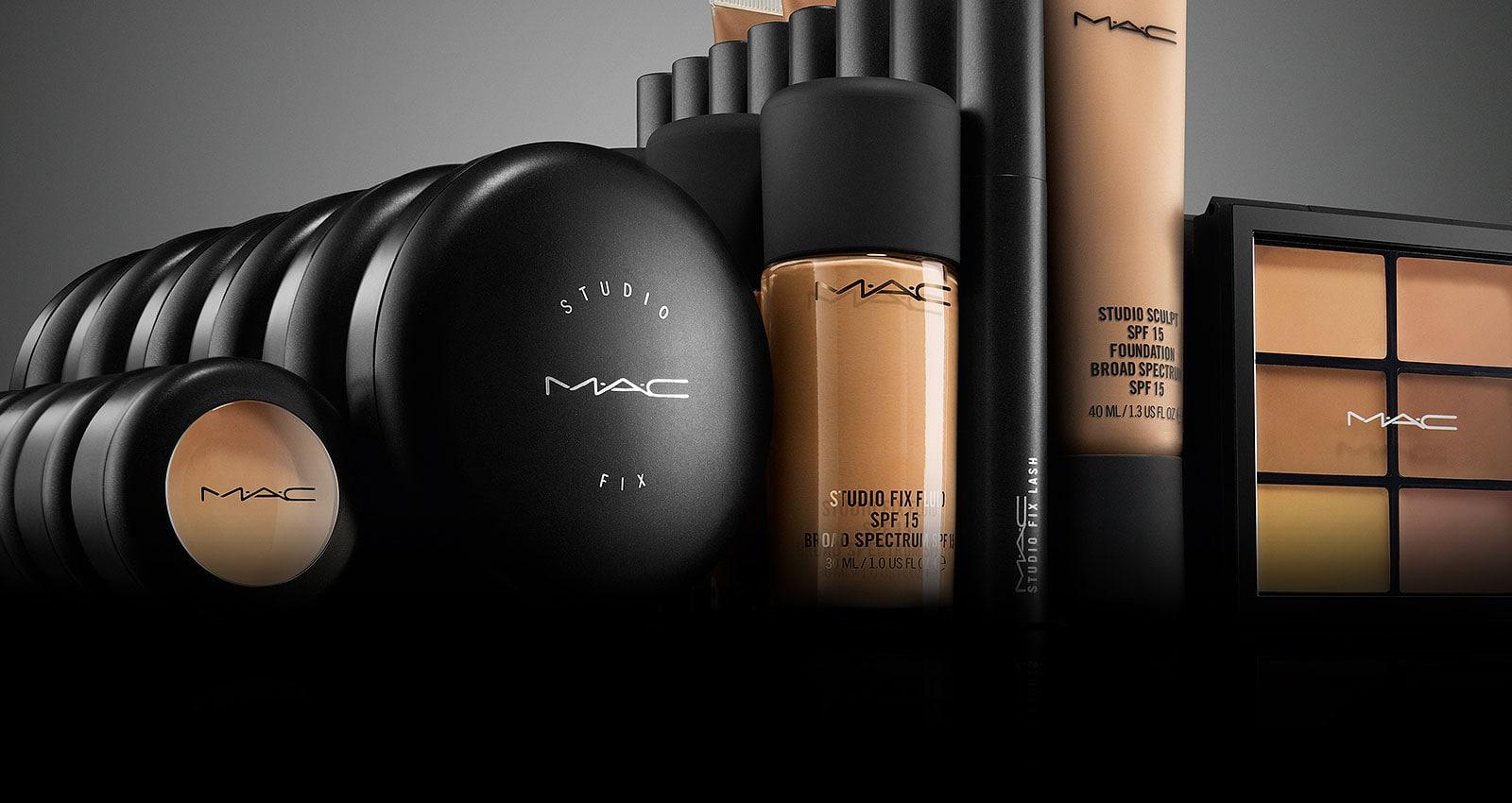 MAC Cosmetics im Angebot bei Vente Privee - z.B. Lippenstifte 11,50€ zzgl. VSK statt 23,40€
