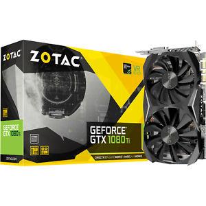 Zotac Geforce GTX 1080 Ti Mini (mit 5J Garantie) für 688,75€ [Ebay Saturn]