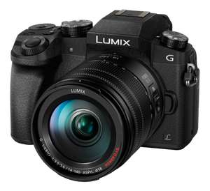 Panasonic Lumix G70 14-140 OIS Set
