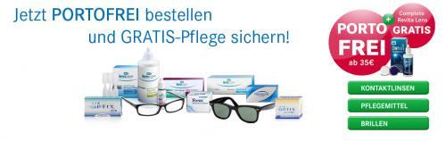 """Lensbest - Portofrei + Gratispflege """"Complete Revita Lens"""" ab 35 €"""