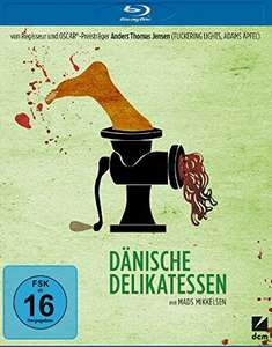 Dänische Delikatessen & Adams Äpfel (Blu-ray) für je 4,97€ [Amazon Prime]