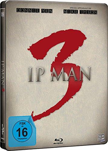IP Man 3 inkl. Booklet & 2x Postkarten (Steelbook Limited Edition Blu-ray) für 5,97€ (Amazon Prime)