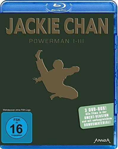 Jackie Chan - Powerman 1-3 (Blu-ray) für 8,97€