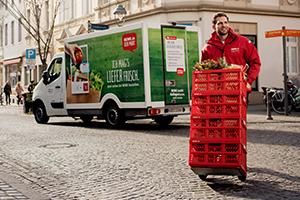 1000 Extra Payback Punkte ab 65 € Einkauf beim Rewe Lieferservice