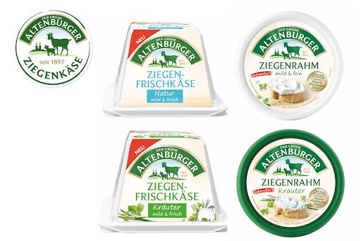 """100% Cashback über Scondoo für """" Der Grüne Altenburger Ziegenkäse """""""