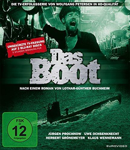 Das Boot - Ungekürzte TV-Fassung (Blu-ray)