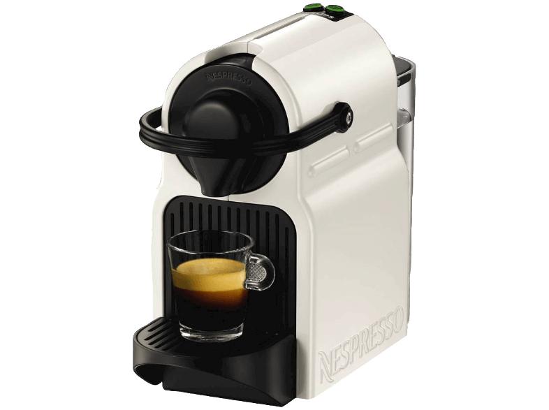 [MediaMarkt] Krups Nespresso Inissia XN1001 weiß (40 € Kapselguthaben)