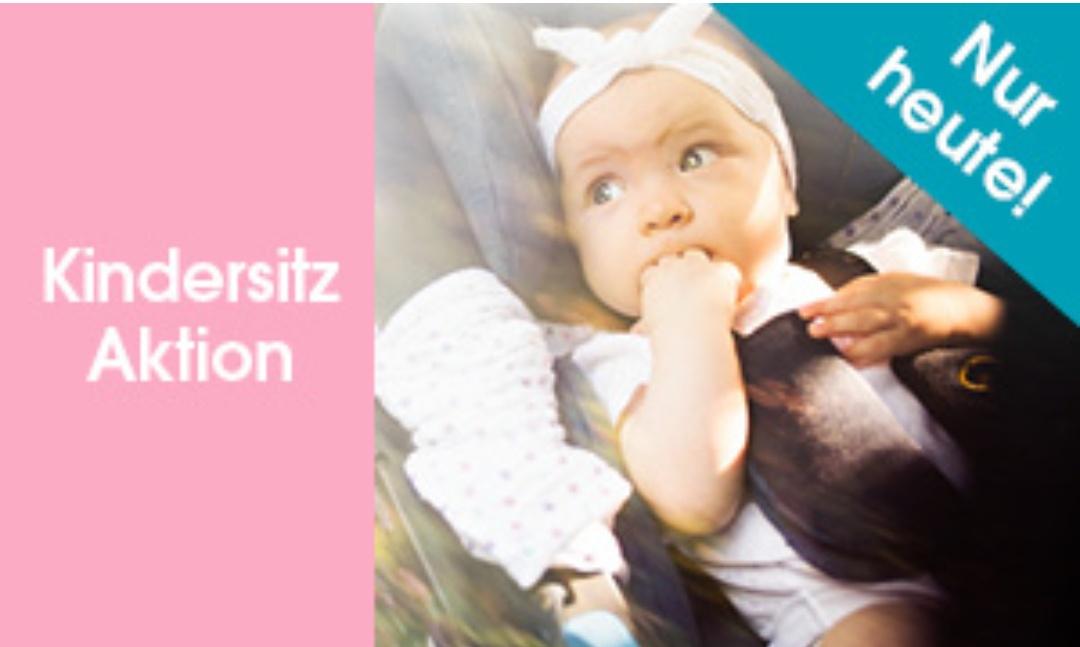 babymarkt.de Kindersitz-Aktion 11€/22€/33€/44€ -Gutschein, abhängig vom Bestellwert