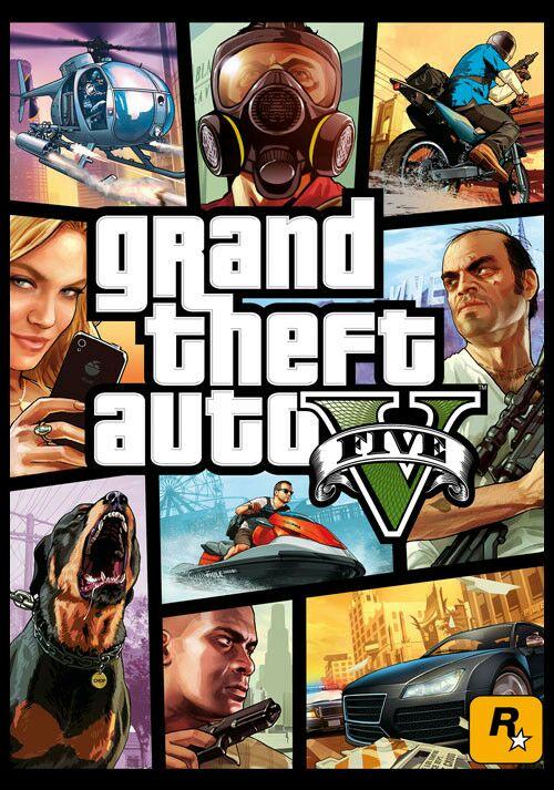 Grand Theft Auto V (PC-Download-Rockstar) für 14.99€ (Gamesplanet)