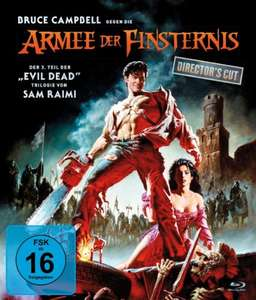 Armee der Finsternis [Blu-ray] [Director's Cut] für 5,99 EUR (Amazon Prime)