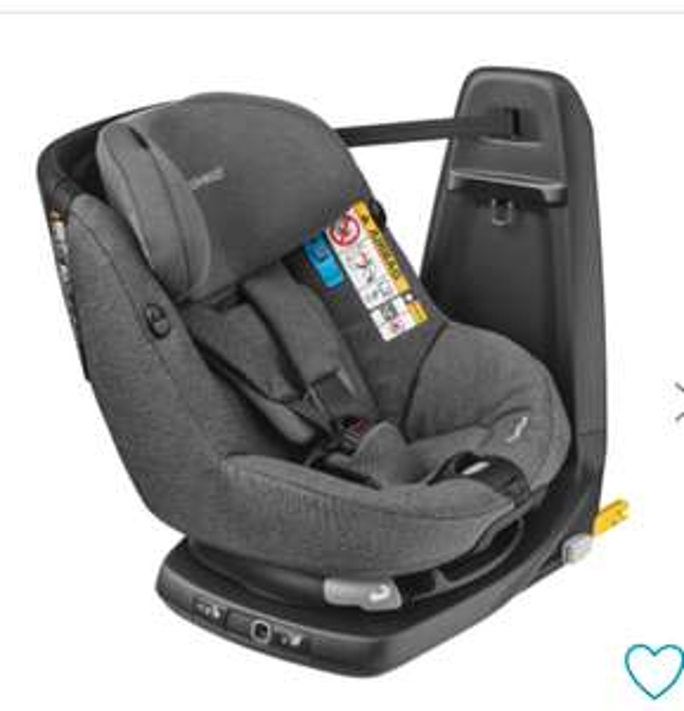 MAXI COSI Kindersitz AxissFix Sparkling Grey