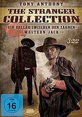 The Stranger Collection (Ein Dollar zwischen den Zähnen - Western Jack) - 3 DVDs