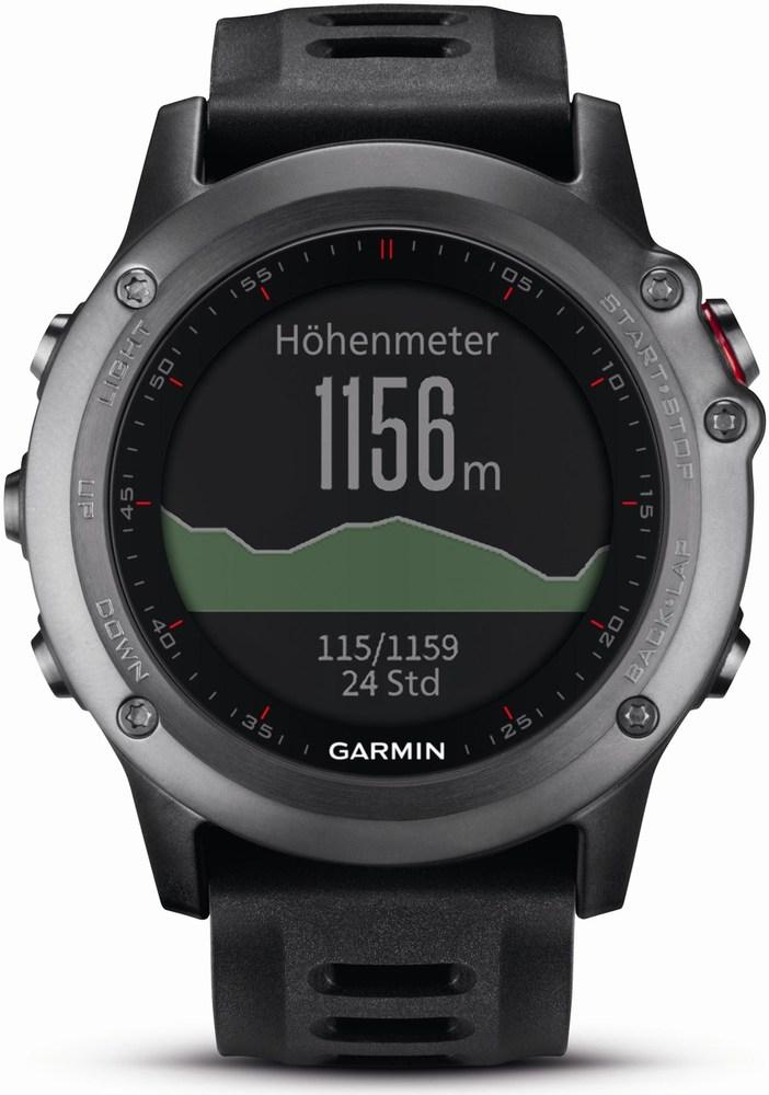 Garmin Fenix 3 nicht-HR Version für ADAC Kunden, sonst 249,-