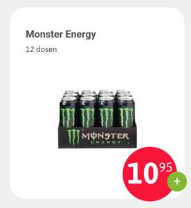 Monster 12er Palette 500ml, verschiedene Sorten & 24er Monster Rehab Lemon 500ml 18.95€ & 12er Monster Hydro 550ml 5.95€