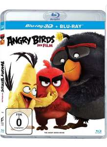 Angry Birds - Der Film (3D Version) [3D Blu-ray]  AMAZON PRIME \Dodax