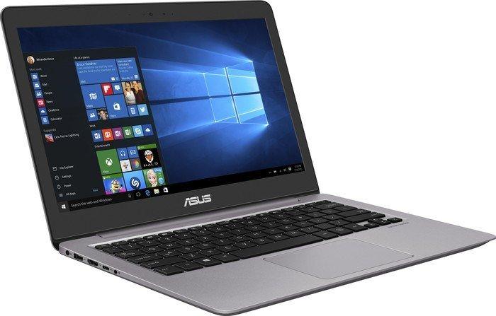 Asus Zenbook UX310UA (13,3'' FHD IPS matt, i5-8250U, 8GB RAM, 256GB SSD, bel. Tastatur, 1,45kg Gewicht, Win 10) für 636,65€ [NBB]