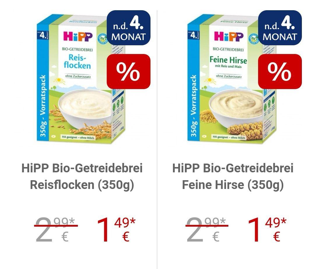 Hipp Bio-Getreidebrei