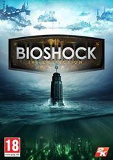 Bioshock - The Collection (Steam) für 11,29€ [Voidu]
