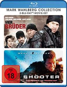 Mark Wahlberg Collection: 2 Blu-Ray Movie-Set (Blu-ray) für 7,97€ (Amazon)