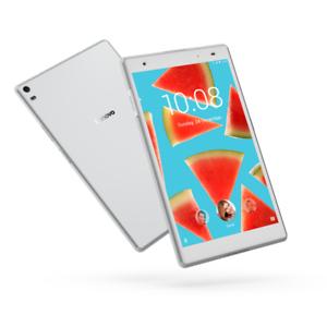 [Cyberport@ebay] Lenovo Tab4 8 Plus TB-8704X, 4GB RAM, LTE, 64GB Flash, weiß (ZA2F0082DE)