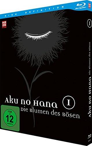 [amazon.de] Aku no Hana - Die Blumen des Bösen Vol. 1+2 (BluRay-Mediabook) für jeweils 16,97 € bzw. 9,97 € (DVD) - auch günstig: Kyokai no Kanata 1-4 & Dusk Maiden of Amnesia 2-4