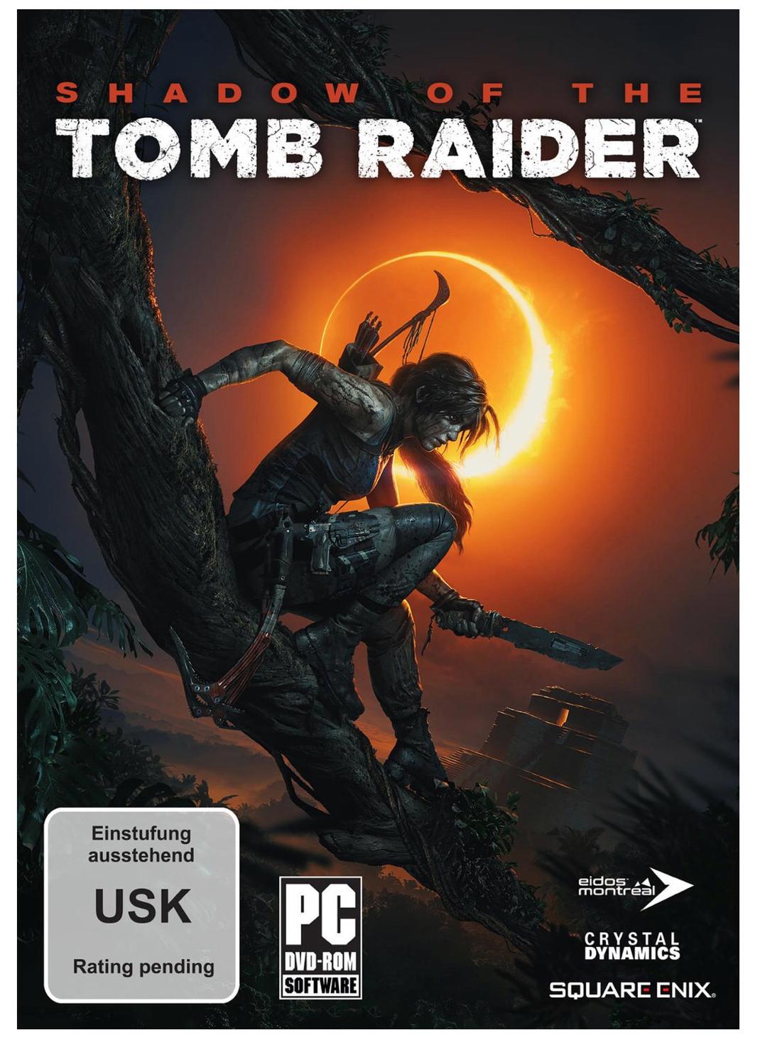 [digitalo] Shadow of the Tomb Raider PC für 45€ inkl. Versandkosten - erscheint am 14.09.2018