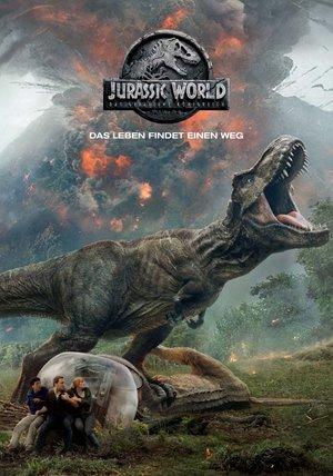 Karstadt Bielefeld - Gratis Kinoposter Jurassic World: Fallen Kingdom