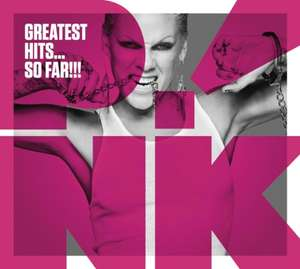 [Amazon Prime]  CD Pink Greatest Hits so far  inkl. Auto Rip