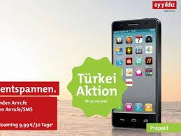 ALLNET LTE 8/16 GB mit Türkei -Flat, -Roaming und Freiminuten ins tr. Mobilfunk  eff. 15€ bzw. 21€