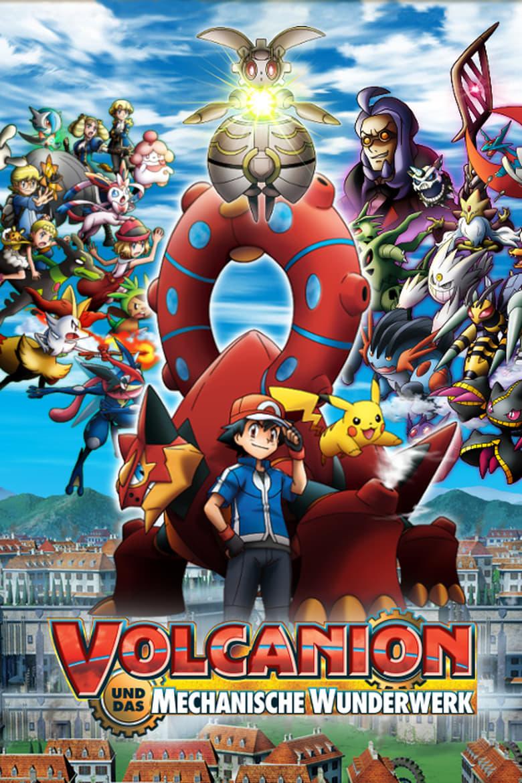 Pokémon – Der Film: Volcanion und das mechanische Wunderwerk KOSTENLOS