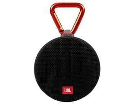 JBL Clip 2 Bluetooth-Lautsprecher schwarz