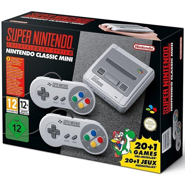 Nintendo SNES Mini für 69,89€ [Check24]