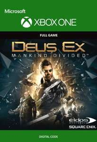 Deus Ex Mankind Divided (Xbox One) für 6,45€ [cdkeys]