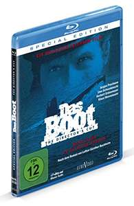 [Amazon oder Dodax] Das Boot [Blu-ray] [Director's Cut] [Special Edition]