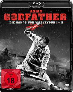 Asian Godfather - Die Gangs von Wasseypur 1 + 2 Uncut (Blu-ray) für 5,97€ (Amazon)