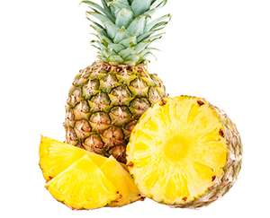 [ALDI SÜD] Ananas Costa Rica/Ecuador/Panama Klasse 1